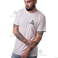 Palace - футболка | Бирка оригинал