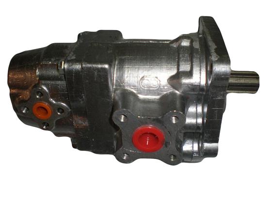 Насос НШ-32-10 ВЗЛ с фланцами для подключения, фото 2