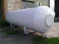 Резервуар наземный с бок. люком 400мм 4,85м3 производства VPS, ресивер