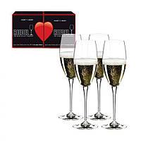 Набор бокалов для шампанского Riedel 0.33 л
