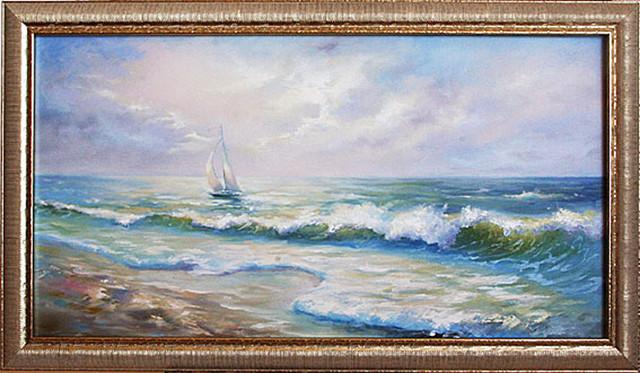 Эти прекрасные картины морских пейзажей!!!
