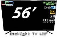 Телевизор LED backlight tv L 56 smart tv