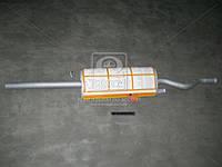 Глушитель ВАЗ 2110 (Производство Автоглушитель, г.Н.Новгород) 2110-1200010