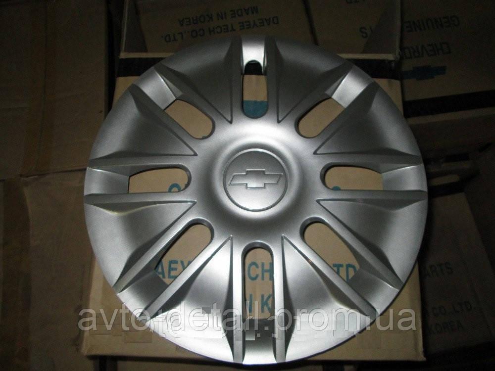 Ковпак колеса Авео R-13 (GM) 96653183