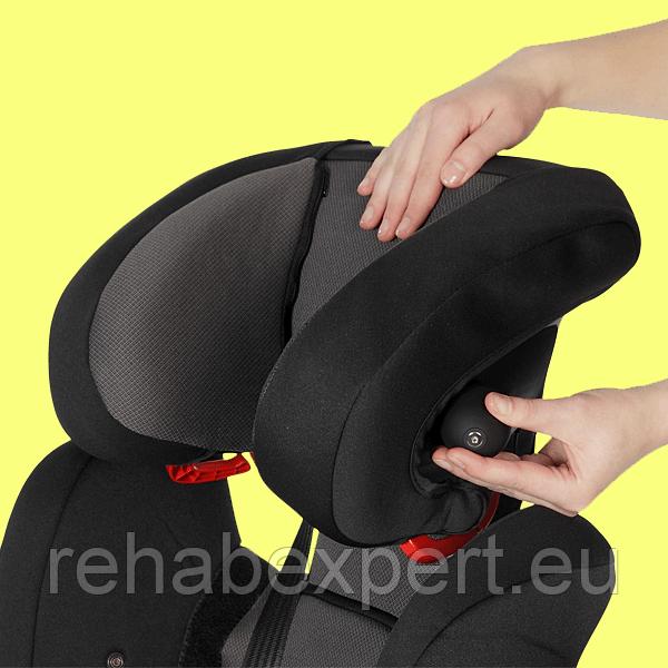 Оптимальное Nackenanstützung на надувной воздушной подушке