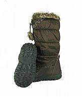 Зимние женские сапоги дутики Размер 37 Черные