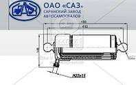 Гидроцилиндр (3-х звенный) в сборе ГАЗ 3307,3309,53 (производство ГАЗ) 3507-01-8603010-03