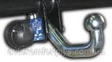 Фаркоп условно-съемный (ТСУ, тягово-сцепное устройство) SKODA YETI 4X4 (Шкода Йети) (Полигон-Авто)