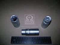 Головка торцевая  свечная 21 с магн. (производство г.Новосибирск), AAHZX