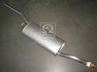 Глушитель задний SKODA FELICIA (производство Polmostrow), ADHZX