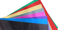Картон цветной металлизированный А4, 8листов  УП-205 (25) (С)