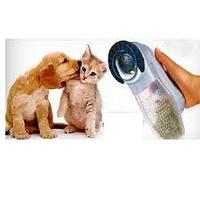 Машинка расческа для вычесывания сбора подшерстка животных Shed Pal Шед Пал (ОПТОМ)