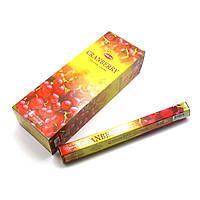 Благовоние Cranberry HEM 20шт/уп. Аромапалочки Клюква (27675)