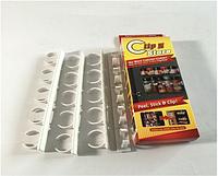 Универсальный кухонный органайзер Clip n Store для шкафов и холодильников (ОПТОМ)