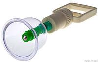 Вакуумные антицеллюлитные массажные банки 12 штук с насосом (ОПТОМ)