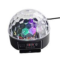 Диско шар Magic Ball Led Lighting (ОПТОМ)