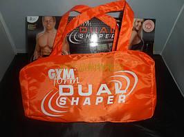 Вибрационный пояс для похудения + электростимуляция Gymform Dual Shaper Джим Форм Дуал Шейпер (ОПТОМ)
