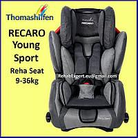 Безопасное Автокресло Thomashilfen Recaro Young Sport  Reha Seat 9-36 kg