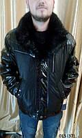 Куртка мужская зимняя с отстегивающимся мехом 015 (37)