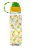 """Бутылка для воды 500мл """"Ананас"""" 706020"""