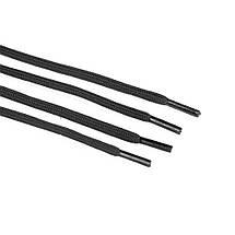 """Шнурки с водоотталкивающей пропиткой чёрные """"M-TAC"""", фото 2"""
