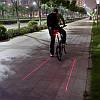 Фонарь задний DW-681/9301, 5 LED + 2 LASER, фото 4