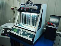 Промывка инжекторов на стенде