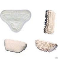 Комплект накладок из микрофибры для паровой швабры H2O mop X5 (ОПТОМ)