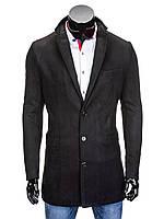 Мужское Пальто P279 L, Черный