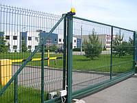 "Распашные  калитки, ворота ""Класик-LX""  1480х3000"