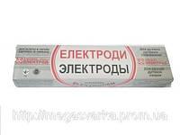 Электроды по нержавейке ОЗЛ-6 d3 5кг (Фрунзе)