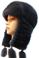 Зима вязаное ухо (ирис)
