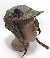 Стильная шапка кепка, 53 см, Как Новая!