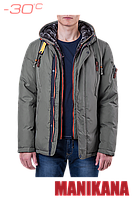 Мужская зимняя куртка Manikana