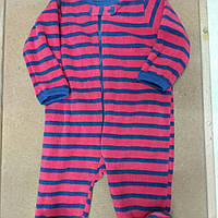 Пижама человечек слип полосатый от Early Days Primark