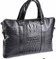Мужской портфель из натуральной кожи