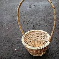 Корзина подарочная круглая , фото 1