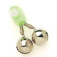 Сигнализатор бубенчик, двойной под светлячок