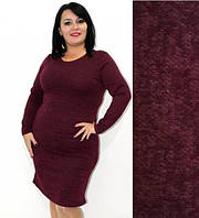 Женское платье из мягкой ангоры новинка из новой коллекции