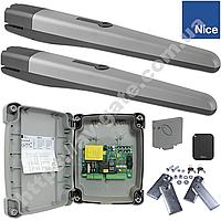 Комплект автоматики Nice для распашных ворот (створка до 3 м) TOONA 4016/P KLT