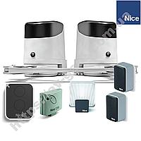 Комплект автоматики Nice для распашных ворот (створка до 2.4 м) HOPP KCE