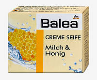 "Balea Creme Seife Milch & Honig - Крем мыло ""Молоко и Мед"" 150 г"