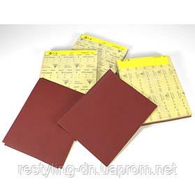 Наждачная бумага водостойкая в листах SIA P2000 230х280мм