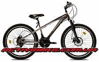 """Велосипед горный Crossride Storm 24""""."""