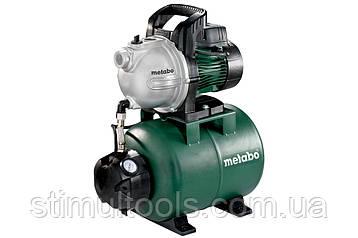 Насосна станція (гідрофор) Metabo HWW 4000/25 G