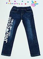 Очаровательные джинсы для девочки рост 134,152,164, см