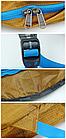 Ультралегкий складной рюкзак Jungle King 20L оранжевый, фото 5