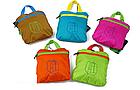 Ультралегкий складной рюкзак Jungle King 20L оранжевый, фото 6