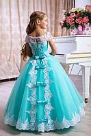 Детское нарядное платье 2018/sh-037  - прокат, Киев, троещина