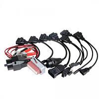 Набор OBD2 переходников для Autocom CDP TCS DS150E. Хорошее качество. Удобный набор. Код: КДН2725
